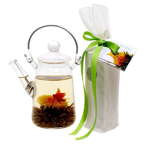 Tea Beyond 2 Piecec 0.5-qt. Blooming Tea Set