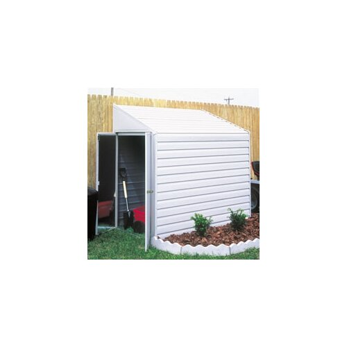 Yardsaver 4' W x 10' D Steel Storage Shed