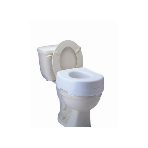 Carex Raised Toilet Seat