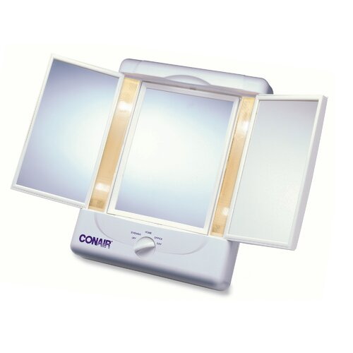 Conair Illumina 2 Side Lighted Make-Up Mirror