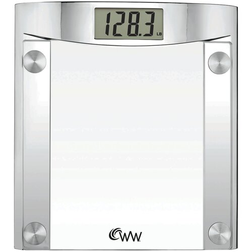 Weight Watchers Glass Scale