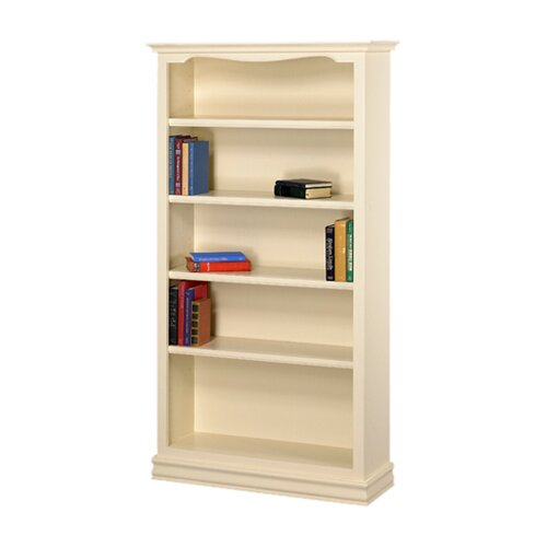 A&E Wood Designs Cape Cod Bookcase