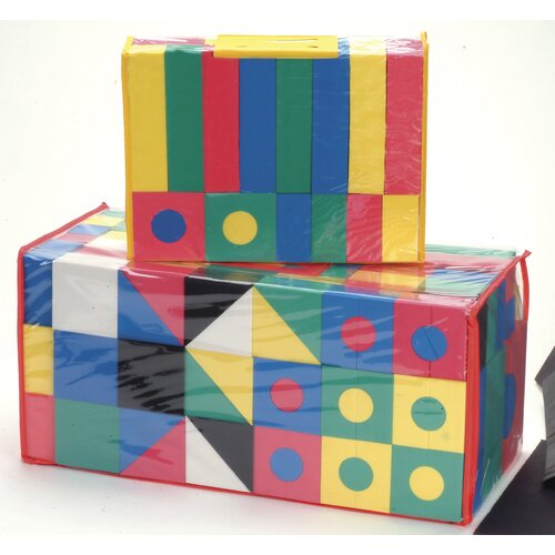 Chenille Kraft Company WonderFoam 152 Piece Blocks Set