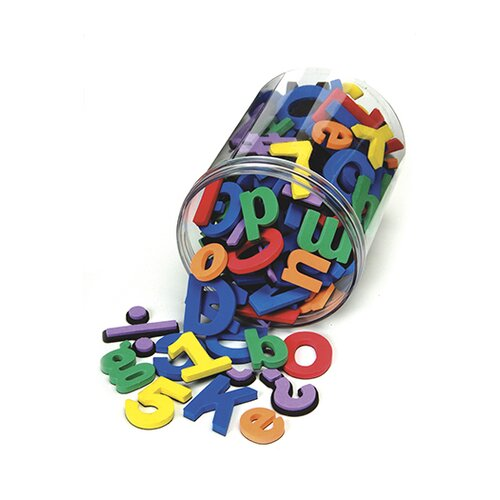 Chenille Kraft Company Wonderfoam Magnetic Letters