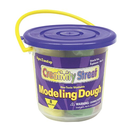 Chenille Kraft Company Modeling Dough 8 Colors