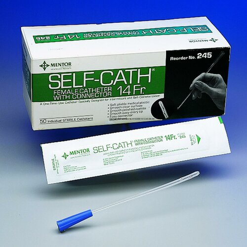 Coloplast Self-Cath Soft Intermittent Female Catheter