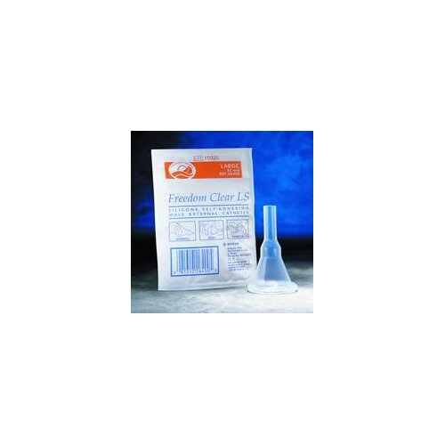 Coloplast Freedom Clear External Long Seal Catheter