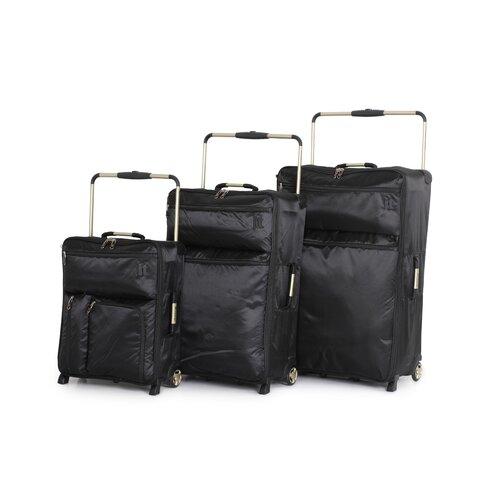 IT-0-1 Second Generation 3 Piece Luggage Set