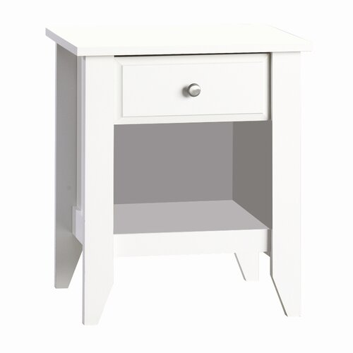 Child Craft Shoal Creek 1 Drawer Nightstand