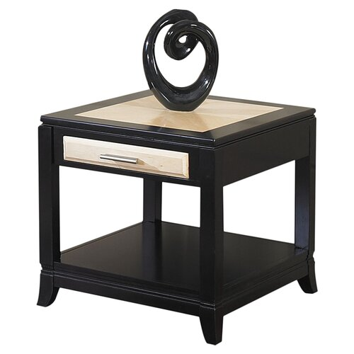 Somerton Dwelling Insignia End Table