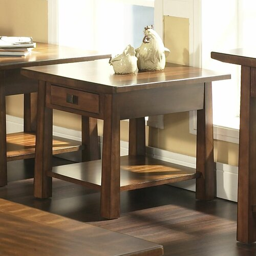 Somerton Dwelling Dakota End Table