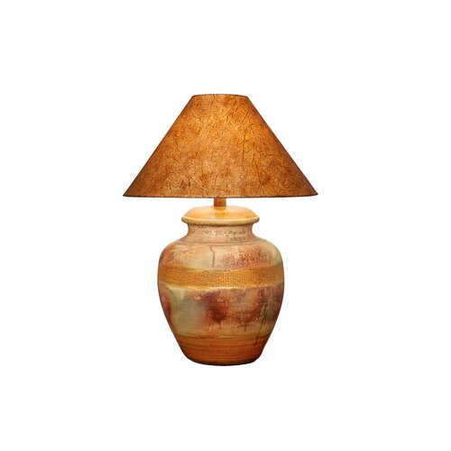 "Anthony California 28"" H Rainbow Desert Table Lamp"