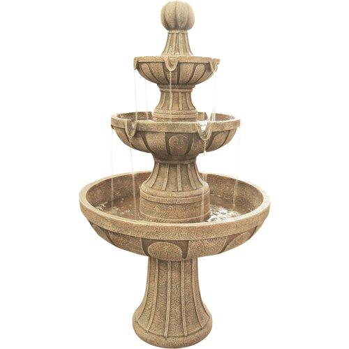 Bond Napa Valley Fiberglass 3 Tiered Fountain Amp Reviews