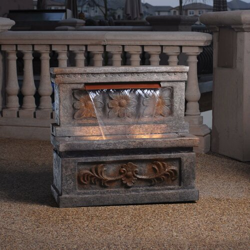 Bond Manufacturing Abigail Lighted Fountain