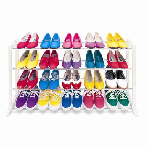 Lynk 20 Pair Shoe Rack