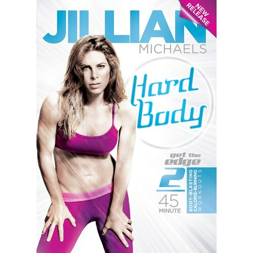 Gaiam Jillian Michaels Hard Body DVD