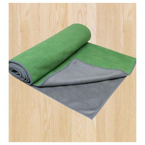 Dual-Grip Yoga Towel