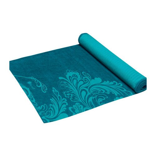 Gaiam Grippy Watercress Yoga Towel