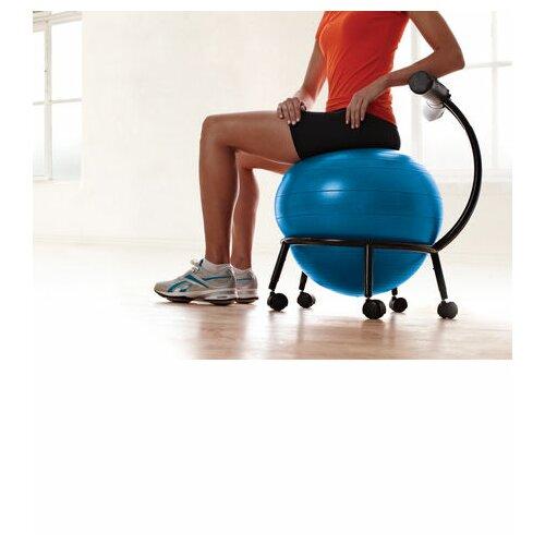 Gaiam Custom Fit Balance Ball Chair & Reviews   Wayfair