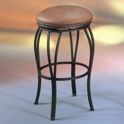 "Pastel Furniture Lexington 26"" Bar Stool with Cushion"