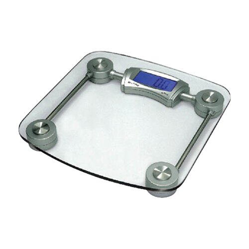 "Complete Medical Trimmer Glass-Top 1.5"" LCD Scale"