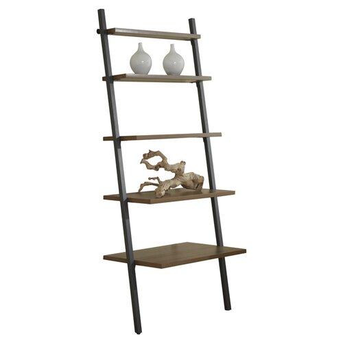 Jesper Office B3071 Parson Five Tier Ladder Bookcase
