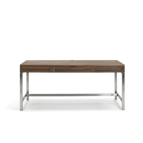 Jesper Office Highland Series 64-in Solid Wood Desk 7503