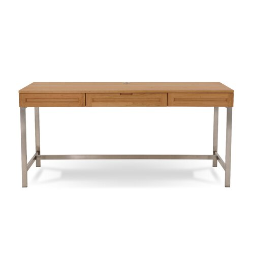 Jesper Office Jesper Office Highland Series 64-in Solid Wood Desk 7503
