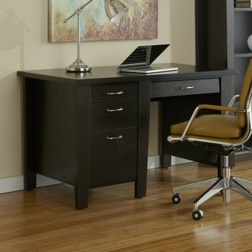 Jesper Office 900 Series Writing Desk with Drawers
