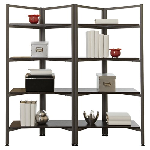 Jesper Office Tribeca Storage Bookcase with Five Shelves