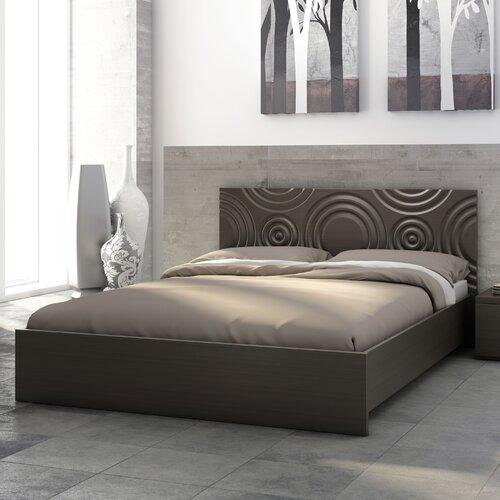 Sienna Circles Platform Bed