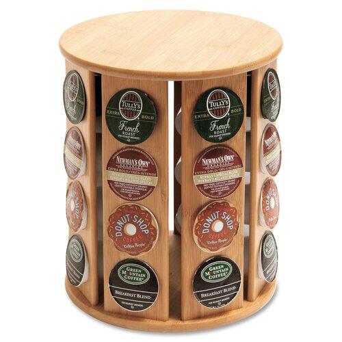 Baumgartens Revolving Coffee Pod Holder