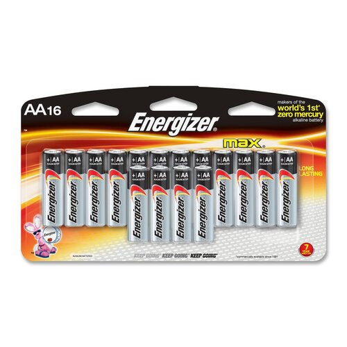 EVEREADY BATTERY Energizer AA Alkaline Battery