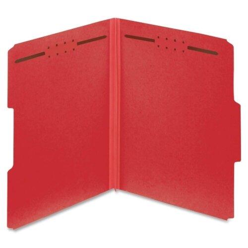 Globe Weis Pressboard Fastener Folder (25 Per Box)