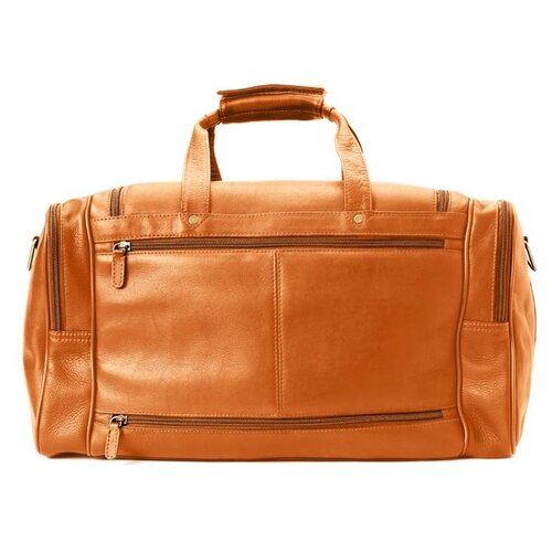 Colombian Leather Duffel Bag