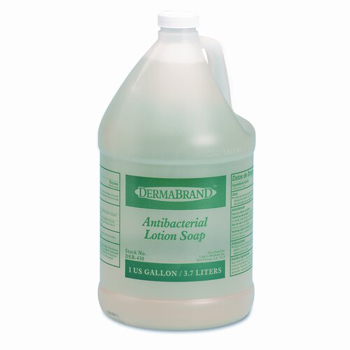 Boardwalk Antibacterial Liquid Soap - 1-Gallon