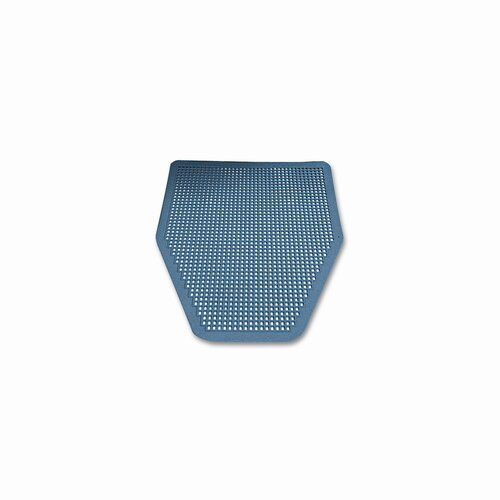 Impact Disposable Urinal Floor Mat, 6/Carton