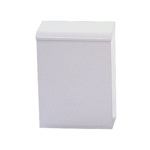 Impact Wall-Mount Sanitary Napkin Waste Receptacle