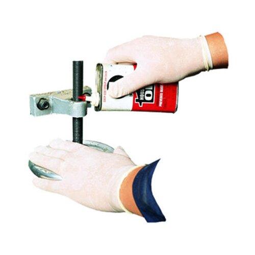 Impact Disposable Latex Small Gloves Cornstarch Powdered General Purpose