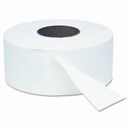 Windsoft Jumbo 1-Ply Toilet Paper - 12 Rolls