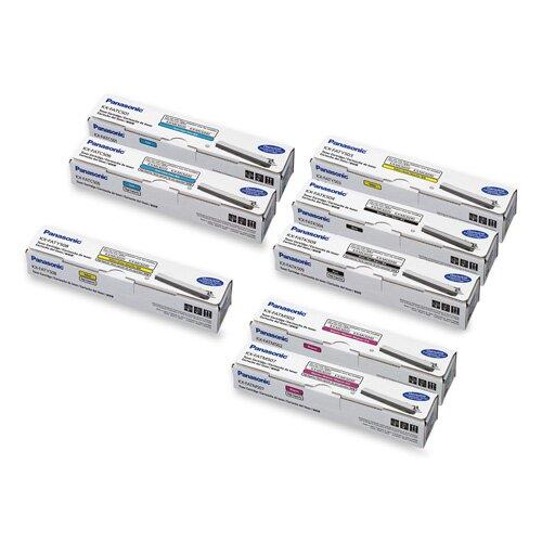 Panasonic® KXFATYK509 Toner Cartridge, 4000 Page Yield, Black