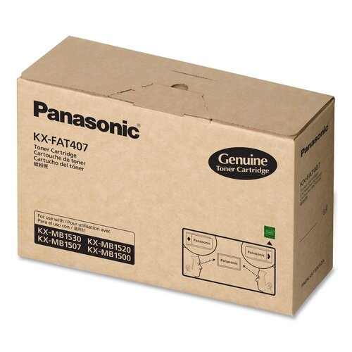 Panasonic® KX-FAT407 Toner Cartridge