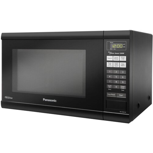 Panasonic® 1.2 Cu. Ft. 1200W  Countertop Microwave