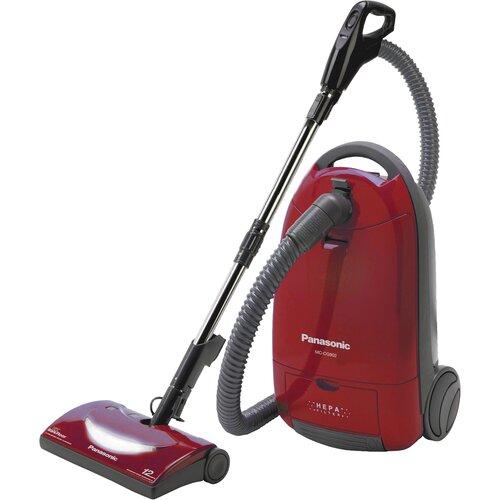 Panasonic® Canister Vacuum Cleaner