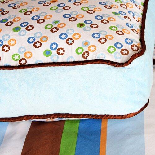 Boutique Boy Square Pillow