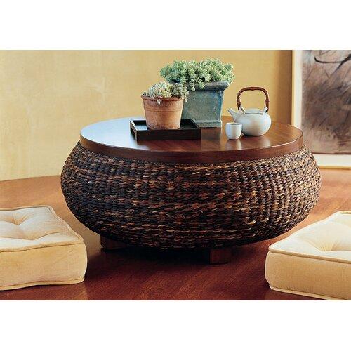 Plantation Rattan Coffee Table: Palecek Havanawood Coffee Table & Reviews