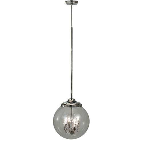 Framburg Moderne 4 Light Globe Pendant
