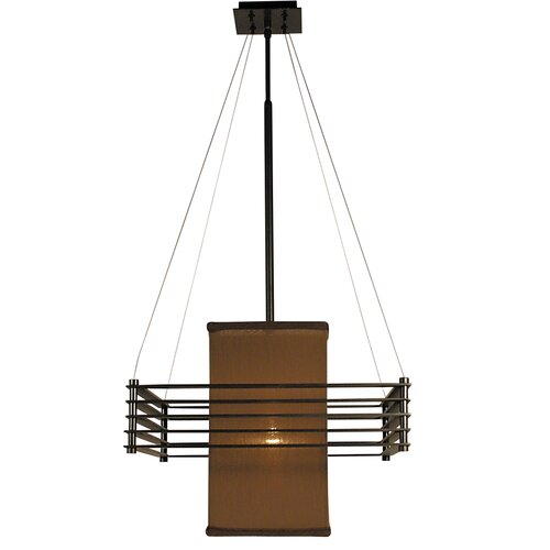 Framburg Gymnopedie 1 Light Dining Chandelier