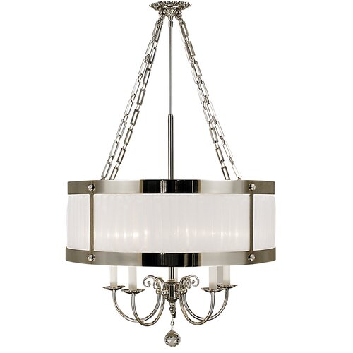 Framburg Astor 5 Light Dining Chandelier