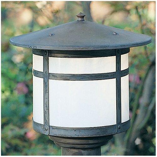 Arroyo Craftsman Berkeley 1 Light Post Lantern